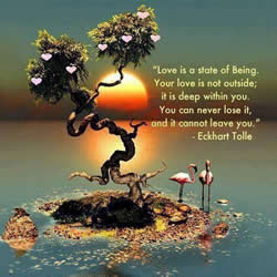 Eckhart Tolle on Love