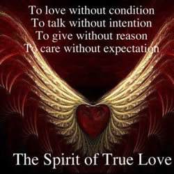 spirit of true love