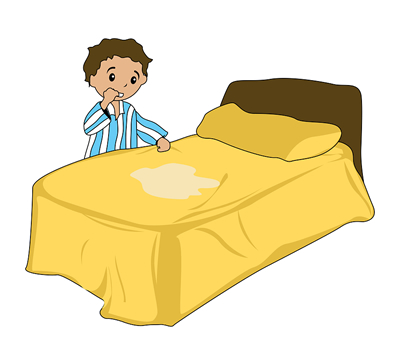 bed wetting